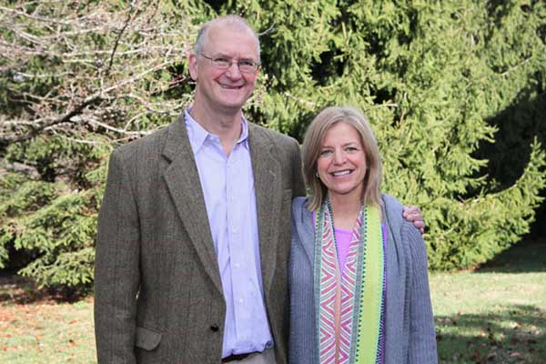 Ward and Paula Stevens